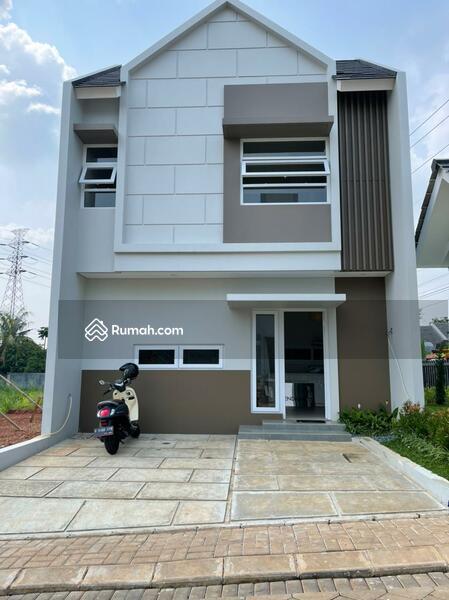 Rumah 2 lantai dp 0% free biaya surat-surat dan kpr #107736445