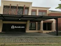 Disewa - Disewakan Rumah Mewah Siap Huni Cluster Mayfield Luas 10x25 m2, BSD City, Tangerang.