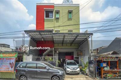 Dijual - Rumah kost bagus 3 lantai di Cipinang timur dekat Rawamangun