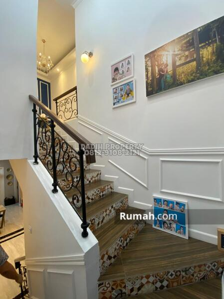 Dijual Cepat Rumah Cantik Furnish Cluster Alicante Gading Serpong Pasti Suka #107807799