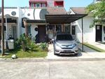 Rumah Disewakan di Cluster Somerset East Komplek Citra Grand City Palembang