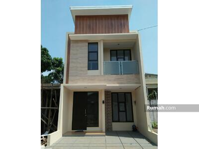 Dijual - BRAND NEW! Rumah Cluster 2 Lantai 875jt-an sangat dekat Bintaro & Graha Raya , Banyak Bonusnya !