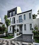 Rumah Mewah Minimalia di Summarecon Mutiara Makassar