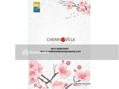Dijual - New Cluster Cherry Ville Grand Wisata 2 Lantai 4 Kamar