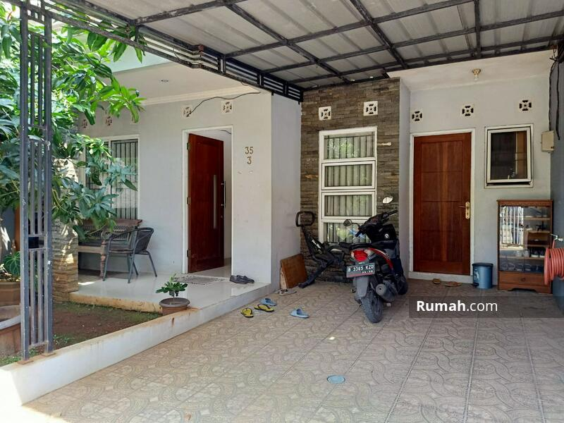 Dijual Rumah second Dalam cluster siap huni di Jati Kramat jatiasih Bekasi #107909985