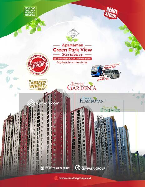Green park view Rumah Residence Cengkareng Jakarta barat #107927783