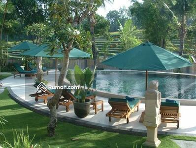 Dijual - GGN 043-Dijual villa luxury greenbelt rice fields view di canggu