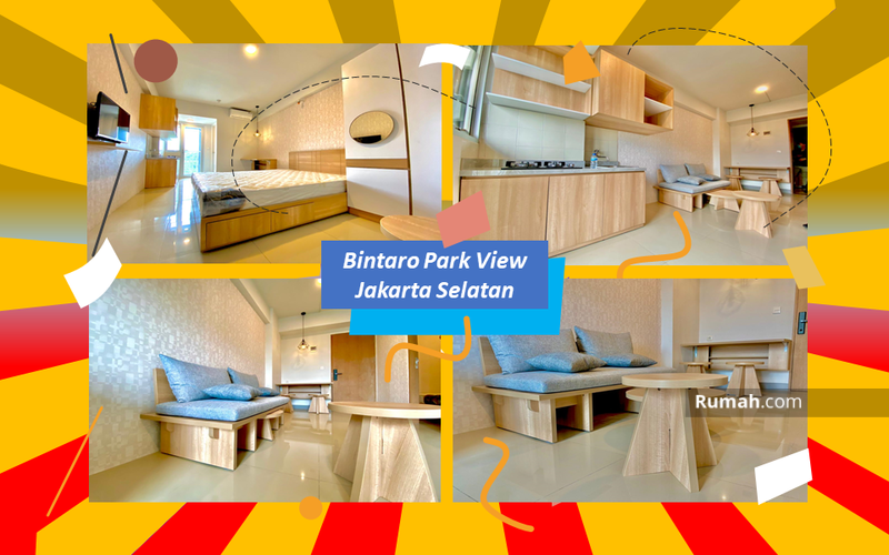 Bintaro Park View 100% Baru, Bisa KPA #107981041