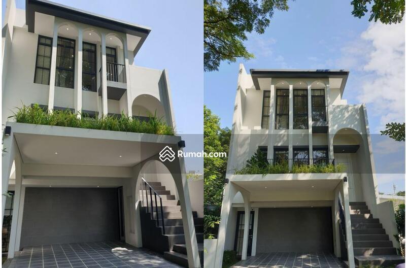 Cluster Aether Rumah 4+1 Kamar Tidur di BSD Serpong Tangerang
