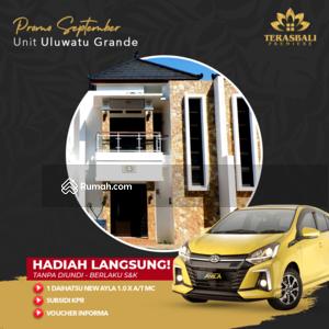 Dijual - Rumah 2 Lantai di Cibubur Bernuansa Bali Terdekat LRT dan Tol Cibubur