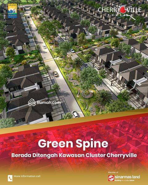 Jual cluster cherry ville phase 2 grand wisata harga murah #108117329