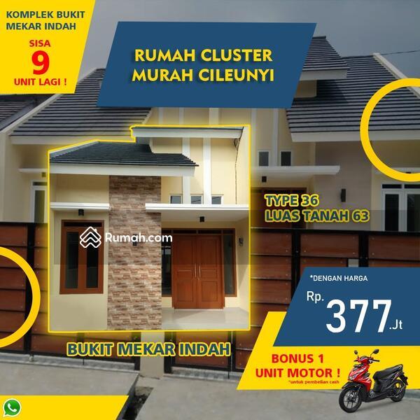 Rumah baru 2lantai lokasi di kawasan cileunyi bonus motor view kota bandung #108127049