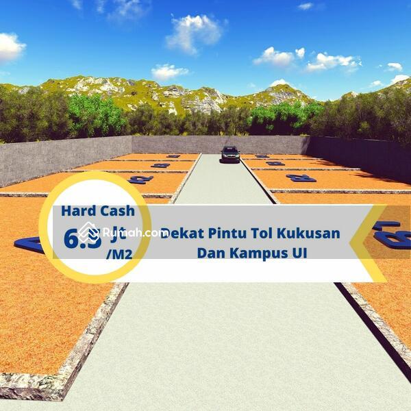 Jual Tanah Dekat Pintu Tol kukusan Depok dan Kampus UI #110588351