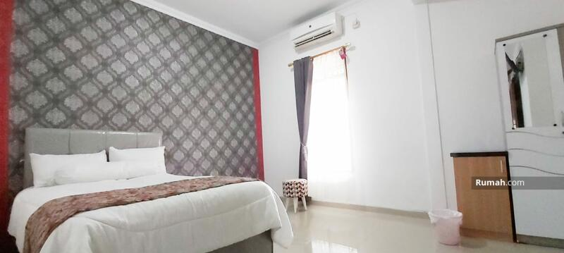 disewakan homestay luas full furnish kolam renang pribadi di purwomartani #108219007