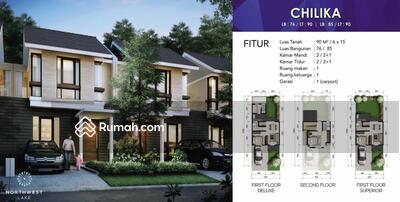 Dijual - Citraland North West Lake dekat JLLB, Gwalk, PTC, UC, Citraland, Wiyung Surabaya