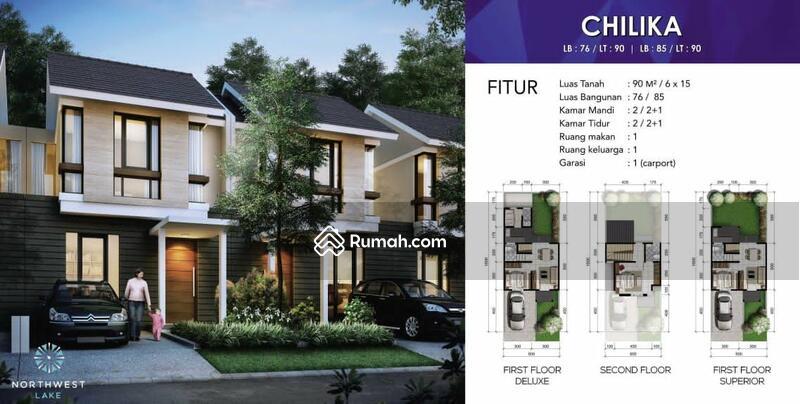 Citraland North West Lake dekat JLLB, Gwalk, PTC, UC, Citraland, Wiyung Surabaya #108222293