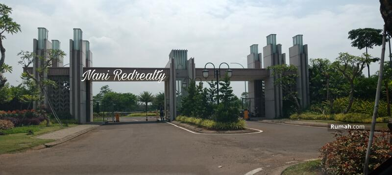 Jual Kavling Green Wich BSD City Tangerang #108243943