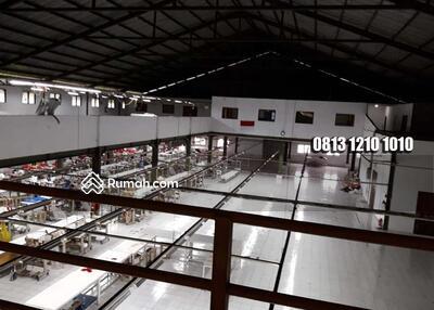 Dijual - Dijual Pabrik Garmen Masih Produksi di Parung Kuda Sukabumi