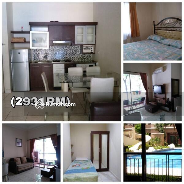 (2931RM) Harga Istimewa Apartemen City Home Moi Full Furnish Murah #108269115