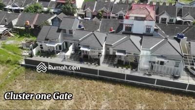 Dijual - Rumah Cluster One Gate Dekat Polsek Godean (Siap Bangun)