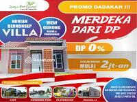 Dijual - Promo Tanpa Uang Muka - Surya Asri Cijeruk