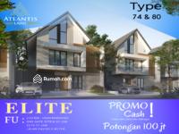 Dijual - Rumah Exclusive 2 lantai Cash back 100 jt Lokasi Barat Enter Tol Solo dan Utara Hotel Alana