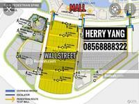 Dijual - Kavling Komersil PIK2 Wallstreet (400m)