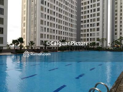 Disewa - Apartemen Midtown Gading Serpong Depan Mall Summarecon Serpong, View Bagus Menghadap Kolam Renang