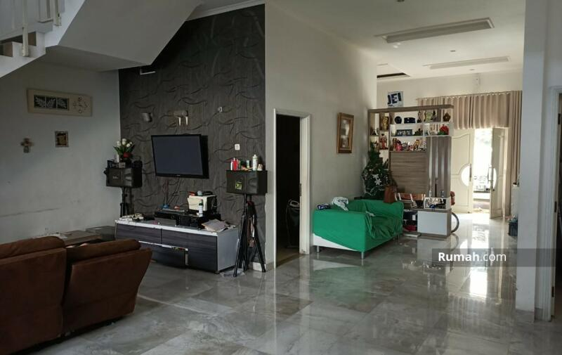 Dijual rumah di Villa Melati Mas BSD Tangerang Banten - Rumah Dijual #108413603
