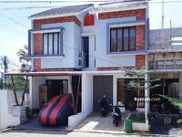 Dijual - Rumah Murah Dekat Alam Sutera 2 Lantai Free Biaya Ajb Bphtb Shm dan KPR