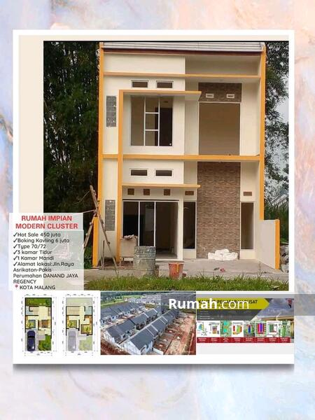 Hunian Exclusive Modern #108483393