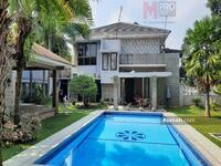 Dijual - Rumah Elegan Hook Cluster Hilltop Sentul City, Bogor