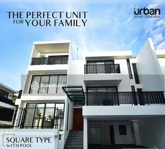 Dijual - BRAND NEW Rumah Kawasan Elite GANDARIA CITY Jakarta Selatan