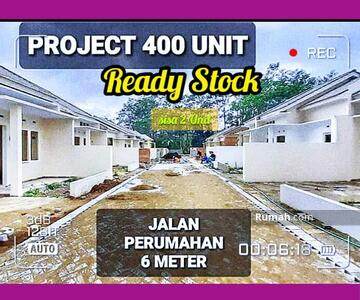 Dijual - Rumah Cluster Minimalis Hrg Murah Berkwalitas
