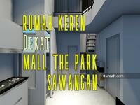 Dijual - Cluster di Bojongsari dekat Mall The Park Sawangan