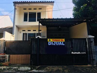 Dijual - Rumah secondary 2 lantai dijual murah di perumahan elit bukit Cimanggu city