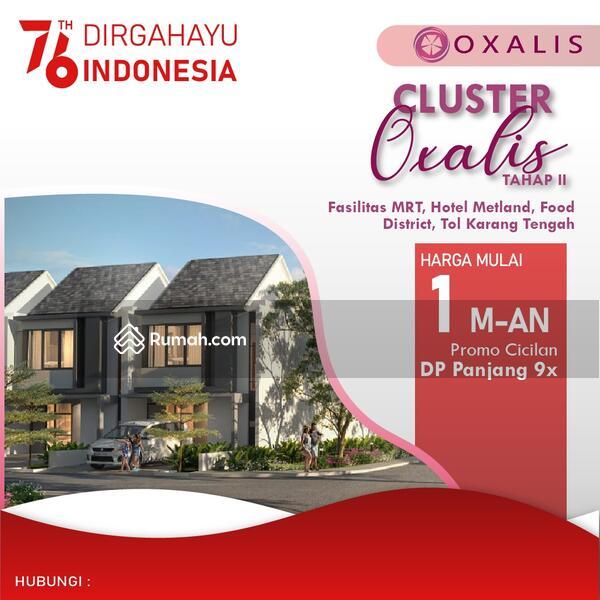 Rumah di Metland Puri akses langsung tol Jakarta Tangerang, #108541151