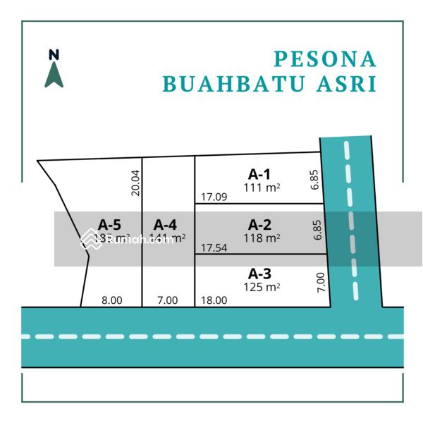Tanah Dijual Bandung Kota