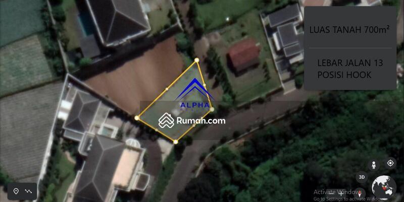 Dijual Tanah hoek di setiabudi regency Bandung #108554499