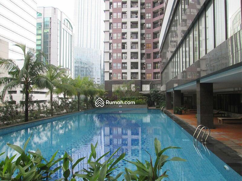 Apartment Tamansari Semanggi Studio - View Pool - Harga Nego #108596705