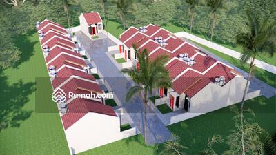 Dijual - Rumah Cluster Di Citayam Depok Promo 3 Unit Pertama 200 jt Cash