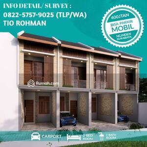 Dijual - Rumah 400 Jutaan 2 Lantai dekat RS. Premier , UNTAG , PERBANAS SHM Bisa Kredit Tanpa Bank