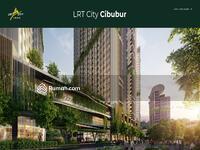 Dijual - Apartemen LRT City Cibubur
