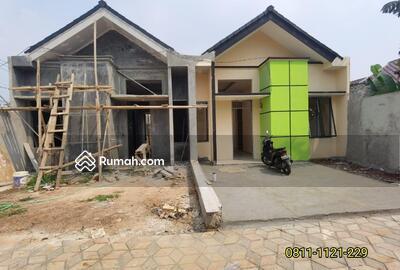 Dijual - Dijual Rumah Depok Siap Huni Pinggir Jalan Raya Free Biaya Akses Pintu Tol Jorr 2, Tol Desari