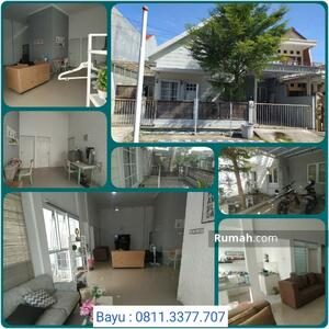 Dijual - Turun Harga Jual Cepat Rumah Cantik Tengah Kota Pucang Indah Sidoarjo Bangunan Baru Cantik PastiSuka