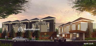 Dijual - Alana Signatur rumah baru mewah asri dan nyaman