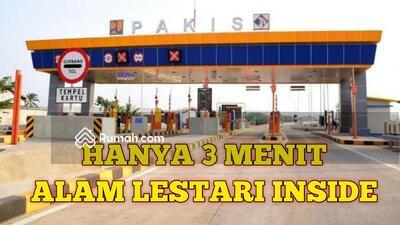 Dijual - DIJUAL RUMAH 3 MENIT DARI EXIT TOL PAKIS MALANG