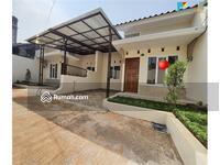 Dijual - Rumah Baru Klasik Kokoh Non Cluster Di Kodau, Jati Rahayu, Jati Mekar Pondok Gede