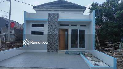Dijual - Rumah Minimalis 1 Lantai Dalam Cluster Lebar Jalan 6 Meter Aman Tenang Nyaman Akses Jalan 2 Mobil