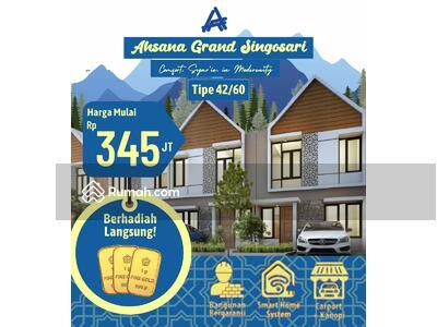Dijual - Rumah Komersil Tipe 42 Singosari Malang